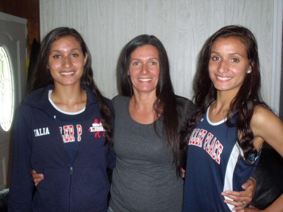 To Jacqueline Guevara From Tiana (right) & Talia
