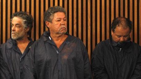Onil Castro, Pedro Castro and Ariel Castro