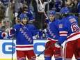 Derick Brassard celebrates his second-period goal against the