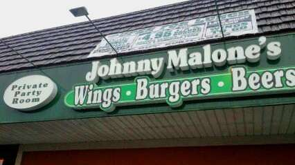 Johnny Malone's of Wantagh. (March ?22, ?2013)