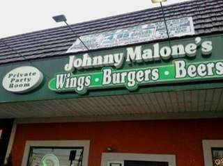 Johnny Malone's of Wantagh. (March ‎22, ‎2013)