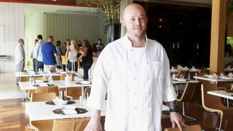 Four Food Studio chef Ben Durham on May