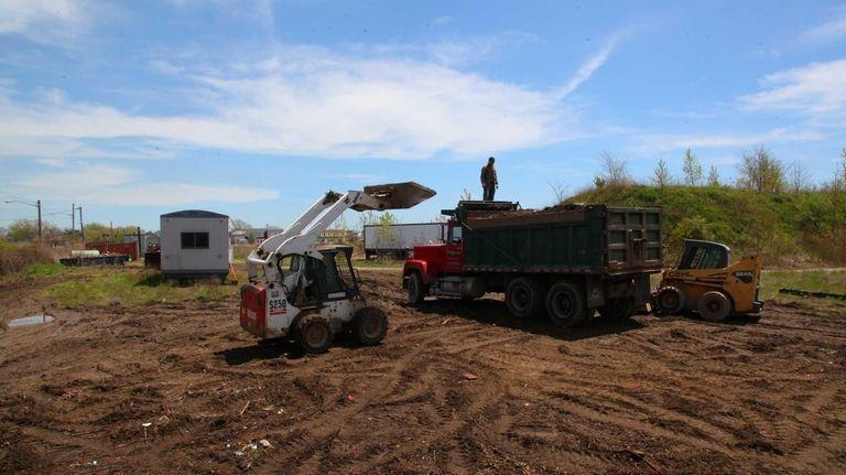 Farmingdale-based Posillico Development LLC and Virginia-based Avalon Bay