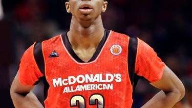 Top prep prospect Andrew Wiggins chose to attend