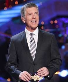 """Dancing with the Stars"" host Tom Bergeron. (March"