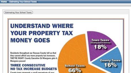 An image of Nassau County's new online school