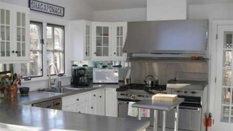 With the purchase of this three-bedroom, two-bath house,