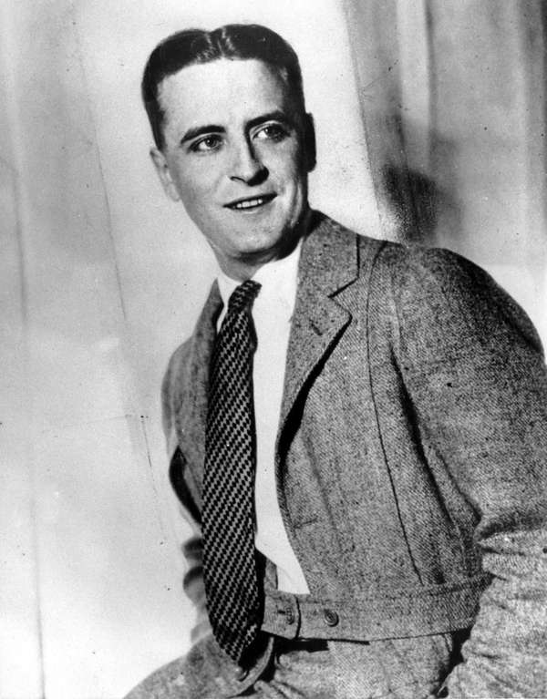 F. Scott Fitzgerald found inspiration for 'The Great