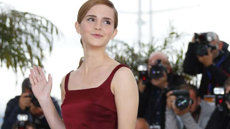 Emma Watson during the photocall for