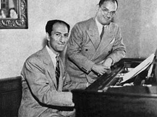 The music of George and Ira Gershwin will