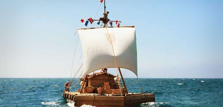 """Kon Tiki,"" by Norwegian directing team Joachim Roenning"