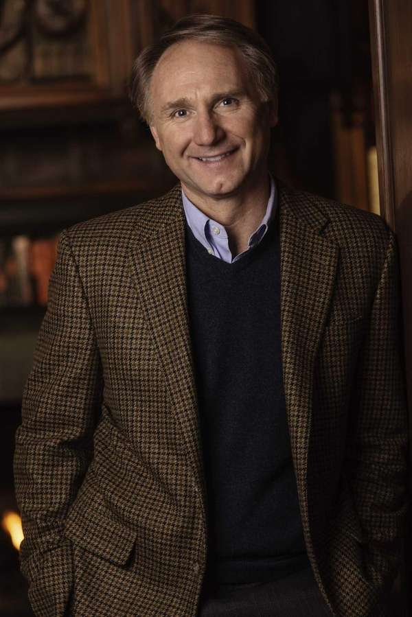 Dan Brown, author of