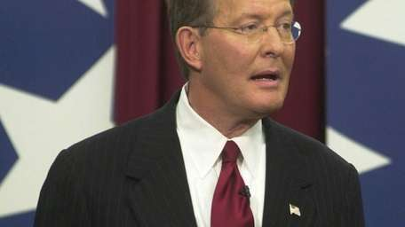 Tennessee Sen. Lamar Alexander is among those Republicans