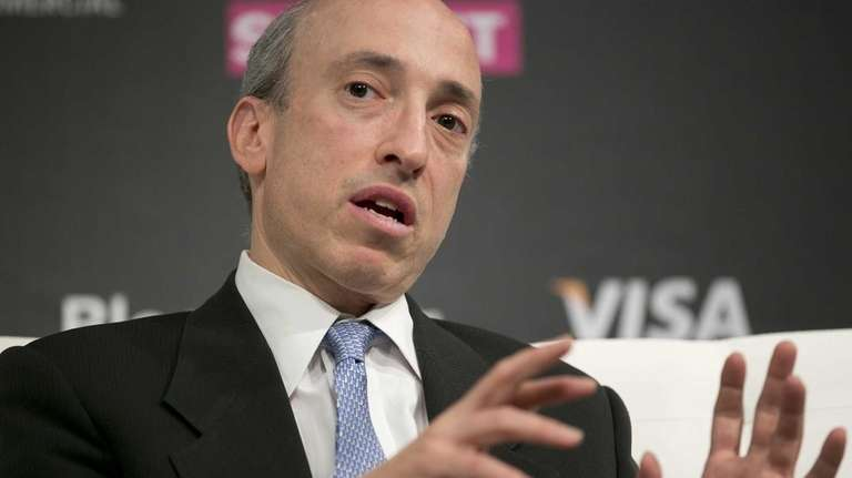 Gary Gensler, chairman of the Commodity Futures Trading