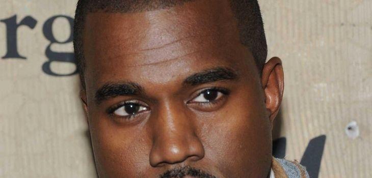 Entertainer Kanye West in Manhattan on Oct. 23,