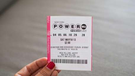 The Powerball jackpot is up to a record
