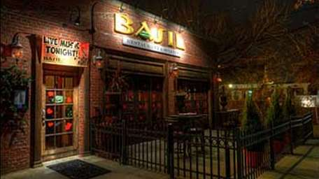 Basil Restaurant & Spirits in Bellport offers Italian