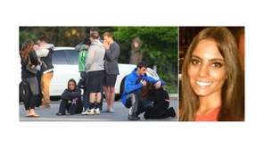 Andrea Rebello, of Tarrytown, was shot and killed