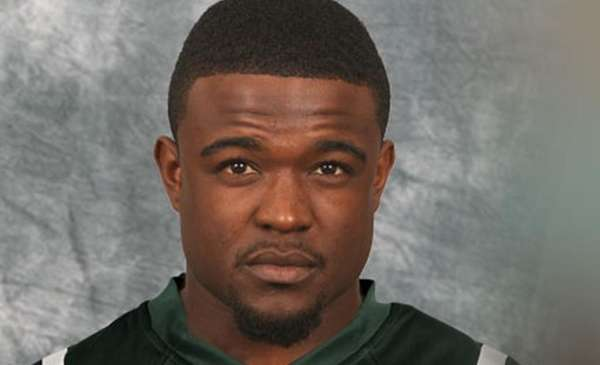New York Jets running back Mike Goodson was