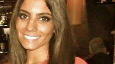 Hofstra University junior Andrea Rebello was killed during