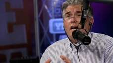 WFAN longtime radio host Mike Francesa on the