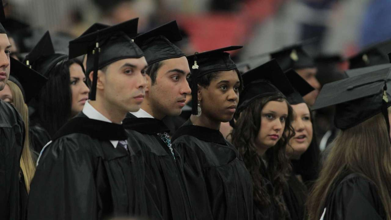 Students take part in the Suffolk County Community