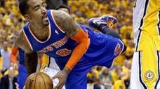 Don't count on J.R. Smith giving the Knicks