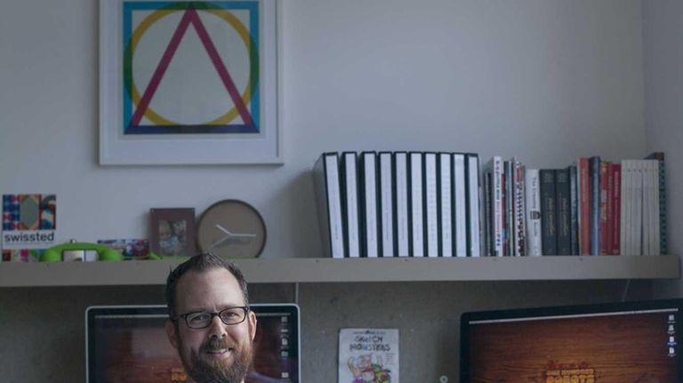 Matt Bassett, executive producer at One Hundred Robots,