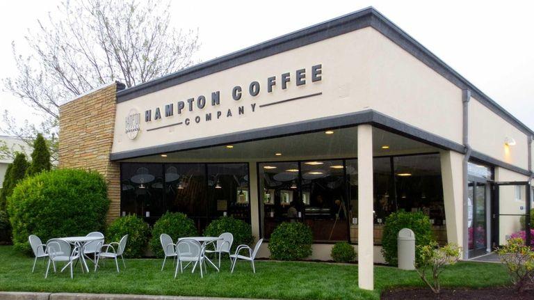 The Hampton Coffee Co. Coffee Experience in Southampton