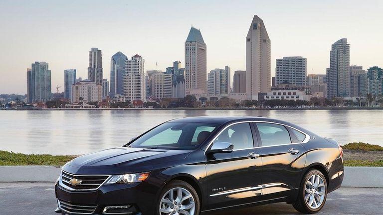 The 2014 Chevrolet Impala is General Motors attempt