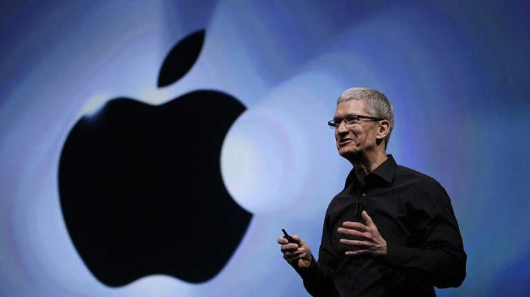 A Senate investigation has found that Apple, helmed