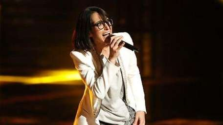 Michelle Chamuel tackles a Pink song on Top
