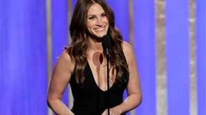 quot;Pretty Womanquot; star Julia Roberts was ranked the