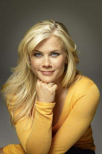 "Alison Sweeney talks about her new novel, ""The"