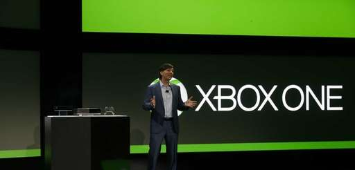 Microsoft Corp.'s Don Mattrick unveils the next-generation Xbox