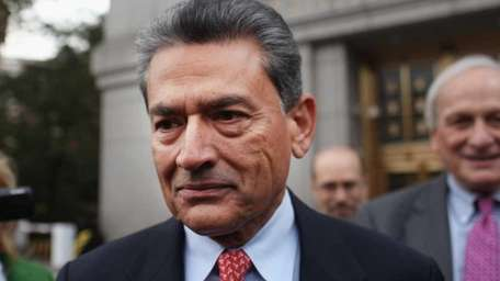 Former Goldman Sachs director Rajat Gupta faces a