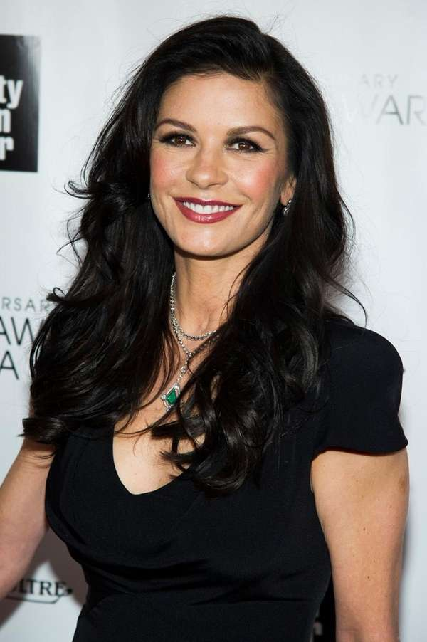Catherine Zeta-Jones attends the Film Society of Lincoln