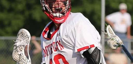 Smithtown East's Brian Willetts scored six goals against