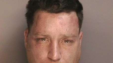 Nicholas Savino was charged with two counts of