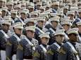 Cadets of The United States Military Academy prepare