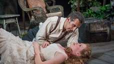 John Turturro and Wrenn Schmidt in quot; The