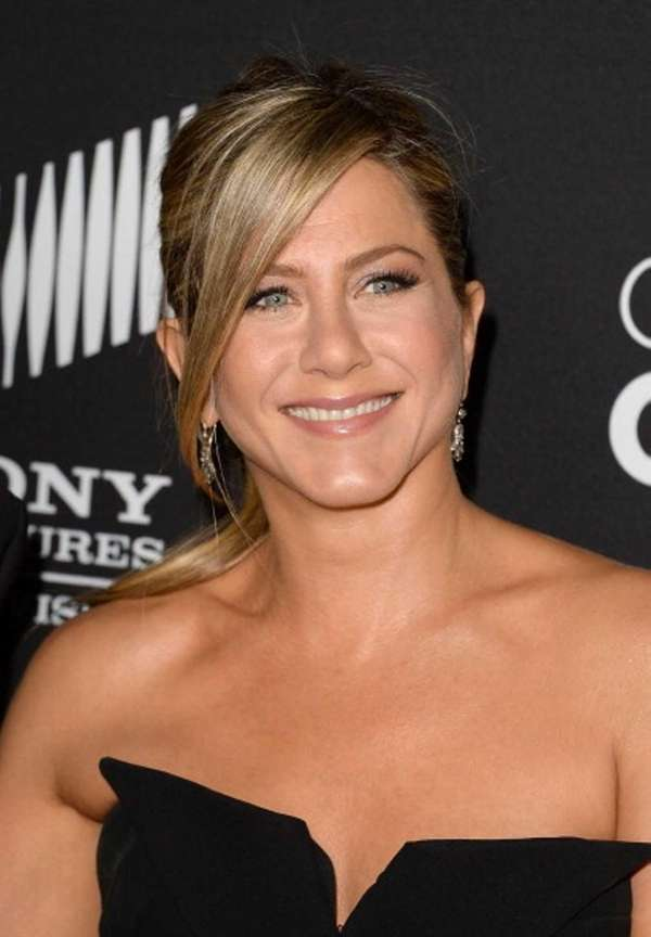 Jennifer Aniston attends the premiere of Lifetime's quot;Call