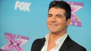 Simon Cowell attends the quot;The X Factorquot; season