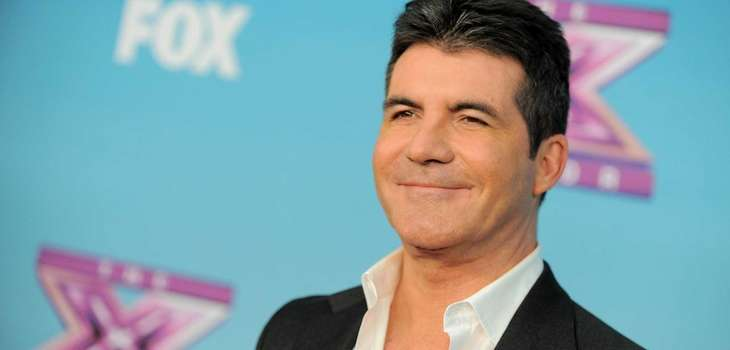 "Simon Cowell attends the ""The X Factor"" season"