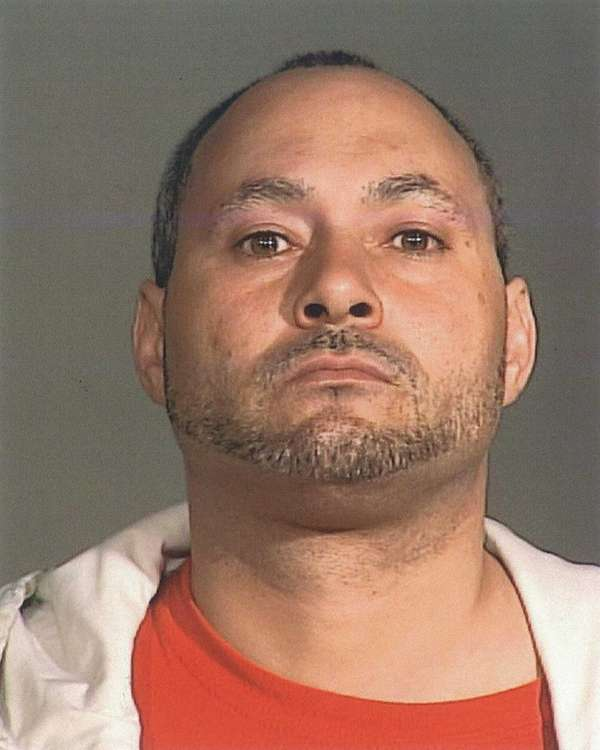 Gornell Roman, 39, surrendered at the 41st Precinct