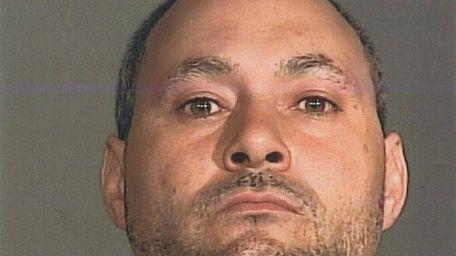 Gornell Roman, 39, surrendered at the 41st Precinct
