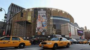 MSG expects to complete a nearly $1-billion modernization