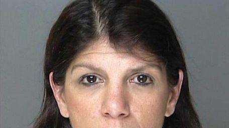 Andrea Brosnan, 42, of Port Jefferson, a former