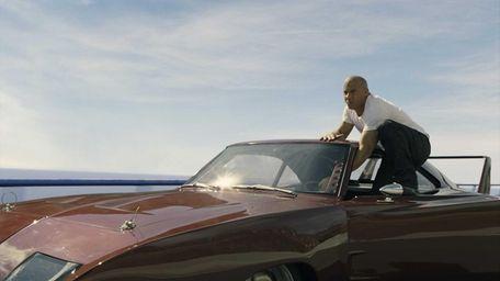 Vin Diesel as Dom in