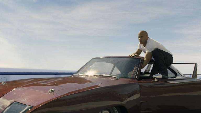 Vin Diesel as Dom in